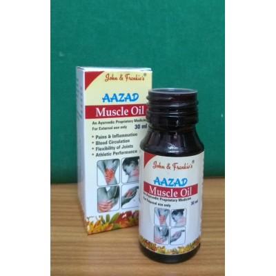 AAZAD MUSCLE OIL 30 ml